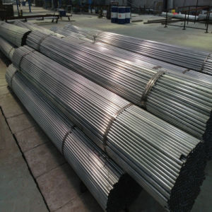 Bright Surface Cold Rolled Steel Tube for Steel Furniture pictures & photos