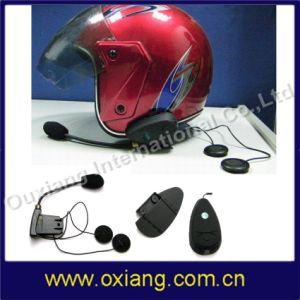 Motorcycle/Ski Handfree Helmet Intercom Headset with Intercom 2000 Meters pictures & photos