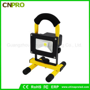 Waterproof Outdoor IP65 Portable Rechargeable 20W LED Flood Light pictures & photos