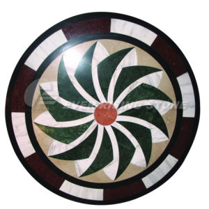 Marble Medallions Mosaic Tiles