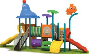 Child Outdoor Playground Equipment Ty-00201 pictures & photos