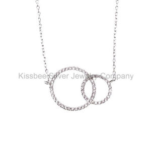 Fashion Sterling Silver Jewellery Pendant Necklace (KN3020) pictures & photos