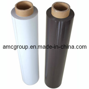 Flexible Magnet Rolls with PVC or Plain pictures & photos
