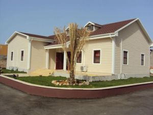 Certificated Popular Comfortable Prefab House/ Home/ Building pictures & photos