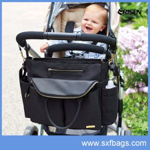 Following Trend Diaper Mummy Tote Bag pictures & photos
