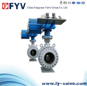API 6D Trunnion Mounted Ball Valve pictures & photos