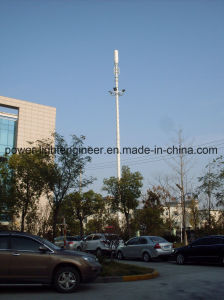 Galvanization Telecom Antenna Monopole pictures & photos