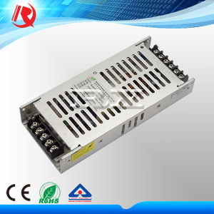 200W Slim Efficiency90% IP67 Waterproof LED Power Supply with Ce pictures & photos