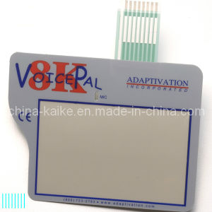 Micro Motion Membrane Switch Used for Disability Assistance Equipment pictures & photos