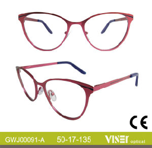Metal Fashion Women Optical Frames (91-A) pictures & photos