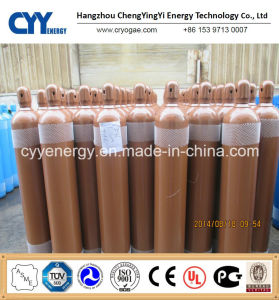 High Pressure Seamless Steel Oxygen Nitrogen Argon Gas Cylinder pictures & photos
