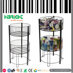 Wire Metal Store Display Rack pictures & photos