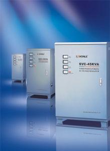 Three Phase Voltage Regulator Stabilizer pictures & photos