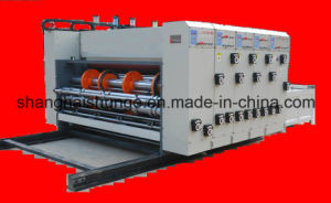 Corrugated Paperoard Printing Slotting Machine for Carton Making Machinery Factory