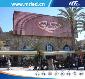 Giant Outdoor Advertising LED Display Board pictures & photos