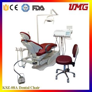 Medical Cheap Patient Dental Chair Unit Price pictures & photos