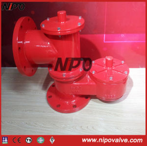Flame Retardant with Discharge Nozzle Breathing Valve pictures & photos