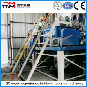 Concrete Block Machinery Automatic Production Line (mixing center) pictures & photos