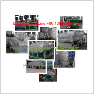 PVC/WPC Crust Foamed Board Making Machine pictures & photos