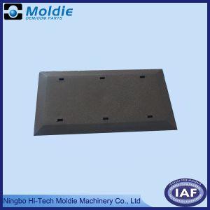 Black Color PP Plastic Molding Parts pictures & photos
