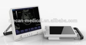 "MCU-Q3 15""LCD Portable Ultrasonic Test Equipment with USB Port pictures & photos"