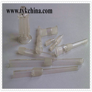 Colored Socket Glass Ground Joints for Glass Water Pipe pictures & photos