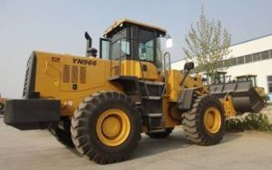 Yn966 Wheel Loader with Cat Tech Engine pictures & photos