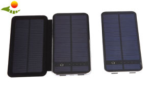 Polymer Battery Mini Waterproof 10000mAh Solar Power Bank pictures & photos