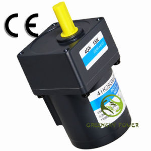 Small Electric 220V 6W~40W AC Motor with CE pictures & photos
