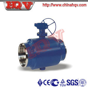 Welded Steel Ball Valve