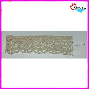Fashion Style Width3.5cm Cotton Crochet Lace pictures & photos