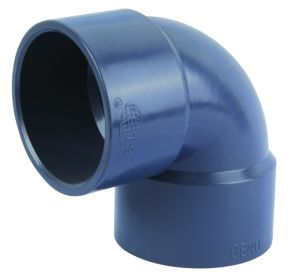 FRPP 90 Degree Elbow/Plastic Elbow/FRPP Pipe Fitting pictures & photos
