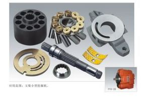 NACHI PVD-2b Series Hydraulic Pump Repair Spare Parts Used for Construction Machinery Excavator pictures & photos