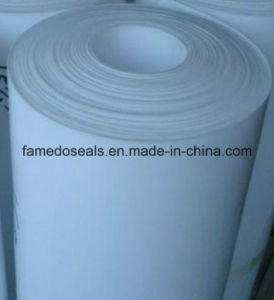 100% New PTFE Particles Skived Sheets