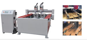 Two-Head CNC Router for Wood Engraving and Cutting (XN1118) pictures & photos