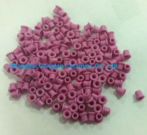 Al2O3 Alumina Aluminum Oxide Ceramic Flanged Eyelet pictures & photos