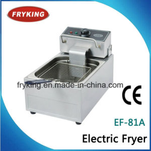 Stainless Steel Counter Top Fryer Electric Deep Fryer pictures & photos