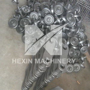 Investment Casting Gear Rolls for Cast Link Belt pictures & photos