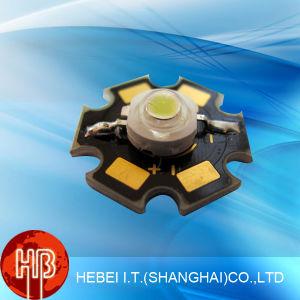 Green 1W Heatsink High Power LED