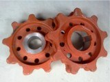 High Quality Motorcycle Sprocket/Gear/Bevel Gear/Transmission Shaft/Mechanical Gear114 pictures & photos