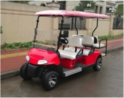 48V 4000W 6 Seats Golf Cart pictures & photos