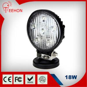 18 Watt Round LED Head Light pictures & photos