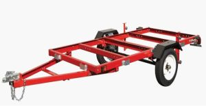 Folding Utility Trailer on Sale 2015 pictures & photos