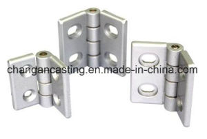 Customerized High Precision Steel Casting Hinge pictures & photos