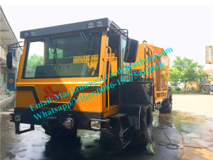 R600 Multifunctional Cold Recycling Asphalt Road Paving Machinery 2300mm Mixing Width