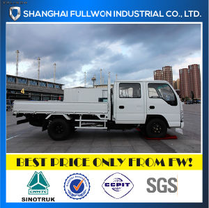 Isuzu 100p Nkr 1.2 - 2.5 Ton Drouble Row Light Duty Cargo Truck pictures & photos