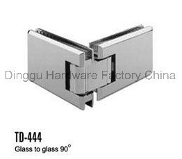 Stainless Steel Shower Hinge for Shower Room Td-444 pictures & photos