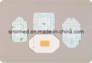 Medical Transparent Island Wound Dressing