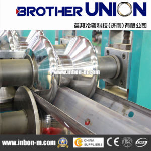 High Speed 15 Roll Stations Guard Railway Roll Forming pictures & photos
