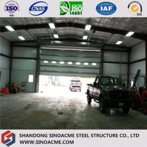 Sinoacme Prefabricated Light Metal Frame Airplane Hangar From China pictures & photos